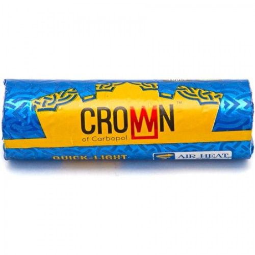 Crown Quick-Light Coal (2) Rolls